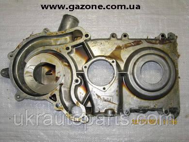 Крышка распределительных шестерен ГАЗ 53 (ЗАВОДСКАЯ) Крышка двигателя ГАЗ 53 (смотри 7653) (66-1002060-40)