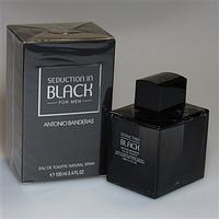 Туалетная вода Antonio Banderas Seduction Men In Black  edt (M) 50 мл