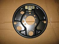 Щит тормоза задний ГАЗЕЛЬ правый в сборе Опорный диск заднего моста правый (3302-3502012)