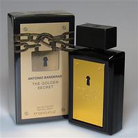 Туалетная вода Antonio Banderas Golden Secret Men  edt (M) 100 мл