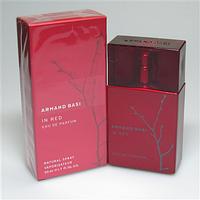 Парфюмированная вода In Red, Armand Basi, edp (L), 50 мл