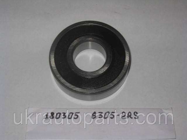 Подшипник 180305 (6305-2RS) КПП ВАЗ УАЗ (180305)
