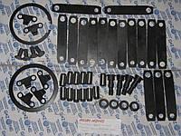 Ремкомплект корзины сцепления (заклепки, втулки, пластины, шайбы, болты) (182/184-1601100)