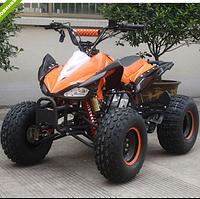 Квадроцикл PROFI HB-EATV 1000 Q-7: 48V, 1000W, 45 км/ч - ОРАНЖЕВЫЙ - купить оптом