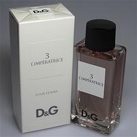 Туалетная вода D&G 3 L'Imperatrice  edt (L) 50 мл