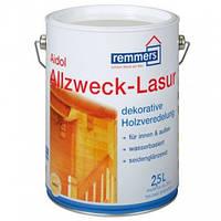 Лазурь на водной основе для внутренних и наружных работ Allzweck-Lasur