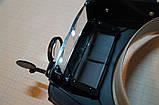 Бинокулярная лупа с подсветкой LED по бокам, фото 5