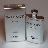 Туалетная вода Whisky Silver   edt (M) 90 мл