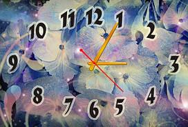 Часы на стену z 116 30х45