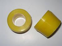 Втулка амортизатора КАМАЗ ЛАЗ ПАЗ СИЛИКОН цветной (53212-2901486ПУ)