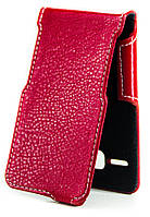 Чехол Status Flip для Alcatel One Touch PIXI 3 4009D Red