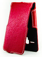 Чехол Status Flip для Alcatel One Touch PIXI 3 4013D Red