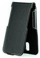 Чехол Status Flip для Alcatel One Touch PIXI First 4024D Black Matte