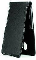 Чехол Status Flip для Alcatel One Touch POP 3 5025D Black Matte