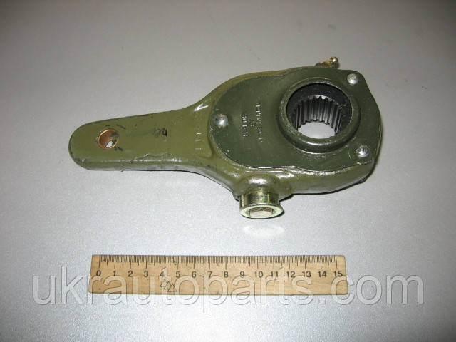 Рычаг тормоза регулировочный ТАТА ЭТАЛОН передний Трещетка передняя ТАТА (Haldex) (264142110164)