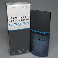 Туалетная вода Issey Miyake - L'Eau D'Issey Homme Sport  edt (M) 50 мл