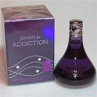 Парфюмированная вода Johan B. Addiction  edp (L) 90 мл