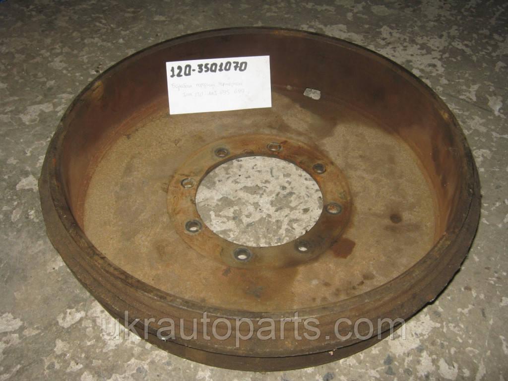 Барабан тормозной ЗИЛ 130 передний (120-3501070)