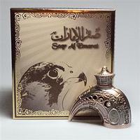Парфюмерное масло KHALIS SAQAR AL EMARAT oil 20 ml