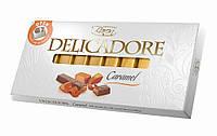 Молочный шоколад Baron Delicadore Caramel с карамельной начинкой, 200 г.
