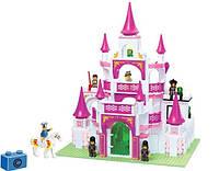 Конструктор Sluban M38-B0151 Розовая мечта - Королевский замок