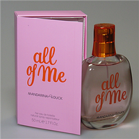 Туалетная вода Mandarina Duck All Of Me Woman edt (L) 30 мл