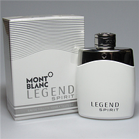 Туалетная вода Mont Blanc Legend Men Spirit New 2016 50 мл
