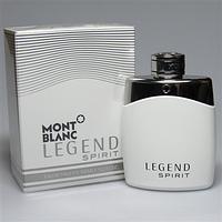 Туалетная вода Mont Blanc Legend Men Spirit New 2016  edt (M) 100 мл