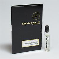 Пробник-Парфюмировання вода Montale Chocolate Greedy edp (U) Vial 2 мл