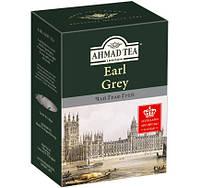 Чай чёрный Ahmad Tea Earl Grey Бергамот 200 г.