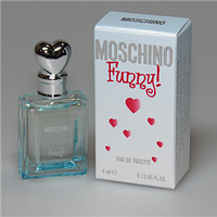 Миниатюра-Туалетная вода Moschino Funny  edt (L) Mini 4 мл