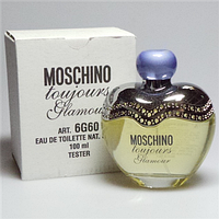 Тестер-Туалетная вода Moschino Toujours Glamour  edt (L) - Tester 100 мл