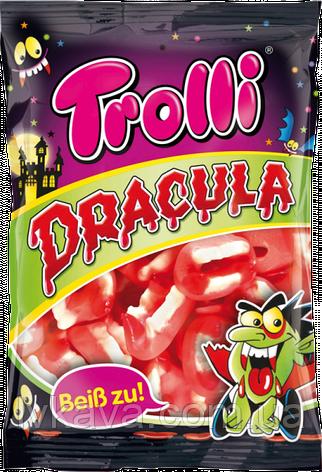 Желейные конфеты Trolli Dracula  , 200 гр, фото 2
