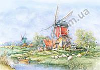 Пазл Ландшафты Голландии 1000 деталей С-102679