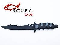 Нож для подводной охоты и дайвинга Cressi sub Giant