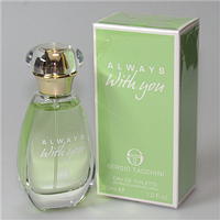 Туалетная вода Sergio Tacchini - Always With You  edt (L) 30 мл