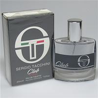Туалетная вода Sergio Tacchini Club Intense Men  edt (M) 100 мл