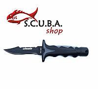 Нож для подводной охоты и дайвинга Cressi sub PREDATOR