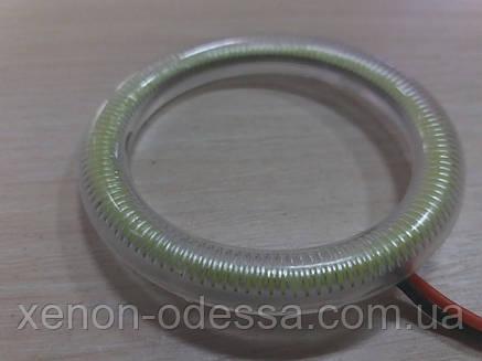 Светодиодные кольца Ангельские Глазки LED COB 60 мм /  Angel Eyes Ring LED COB 60 mm, фото 2