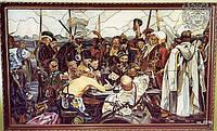 Изготовление копий известных картин Тиффани
