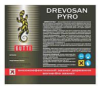Древосан Пиро 6кг антисептик антипирен для древесины концентрат