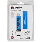 Flash Drive Kingston DT 2000 64 GB Keypad Access USB 3.1, фото 4