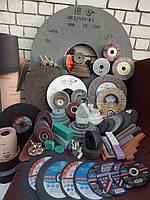Абразивный инструмент и шлифовальные материалы