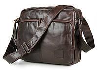 """Мужская сумка """"Органайзер"""" из натуральной кожи"""