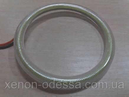 Светодиодные кольца Ангельские Глазки LED COB 85 мм /  Angel Eyes Ring LED COB 85 mm, фото 2