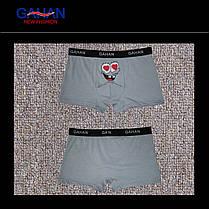 Мужские Боксеры (Без коробочки) Стрейчевые Марка «GAHAN» АРТ.GH-1207, фото 2