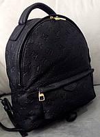 Рюкзак луи витон рюкзак Louis Vuitton черный мини