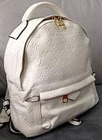 Рюкзак луи витон рюкзак Louis Vuitton белый мини