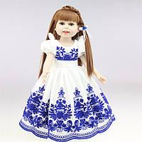 Кукла Джессика, реборн, 45 см, полностью из винила, в подарочной упаковке