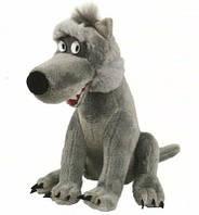 """Мягкая игрушка """" Волк- Мульти- пульти"""""""